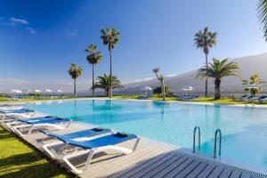 Hotel todo incluido en Puerto de la Cruz