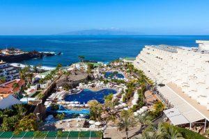 Hoteles en Puerto Santiago Tenerife