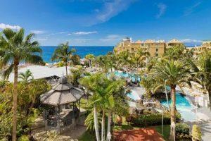 Hotel de lujo con descuento para residentes en Tenerife Sur