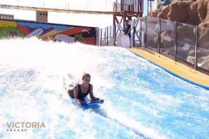Piscina de olas GF Victoria