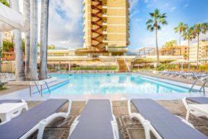 Hotel de cuatro estrellas todo incluido en Tenerife Norte