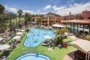 Hotel todo incluido en Costa Adeje